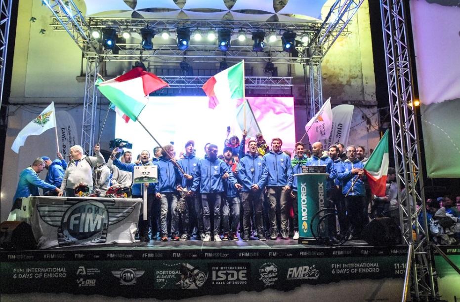 FIM ISDE e FIM Enduro Vintage Trophy posticipati al 2021